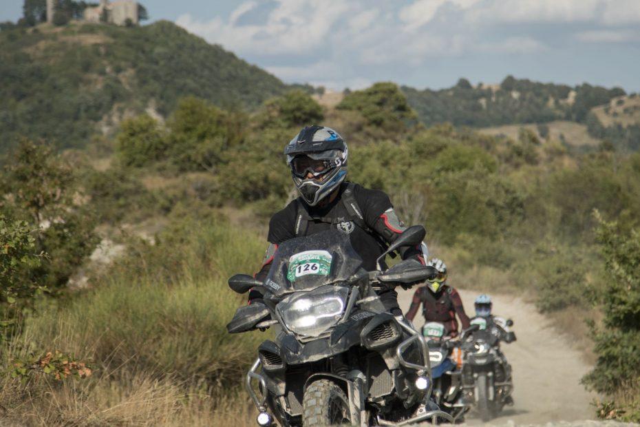BMW Motorrad Rally dell'Umbria